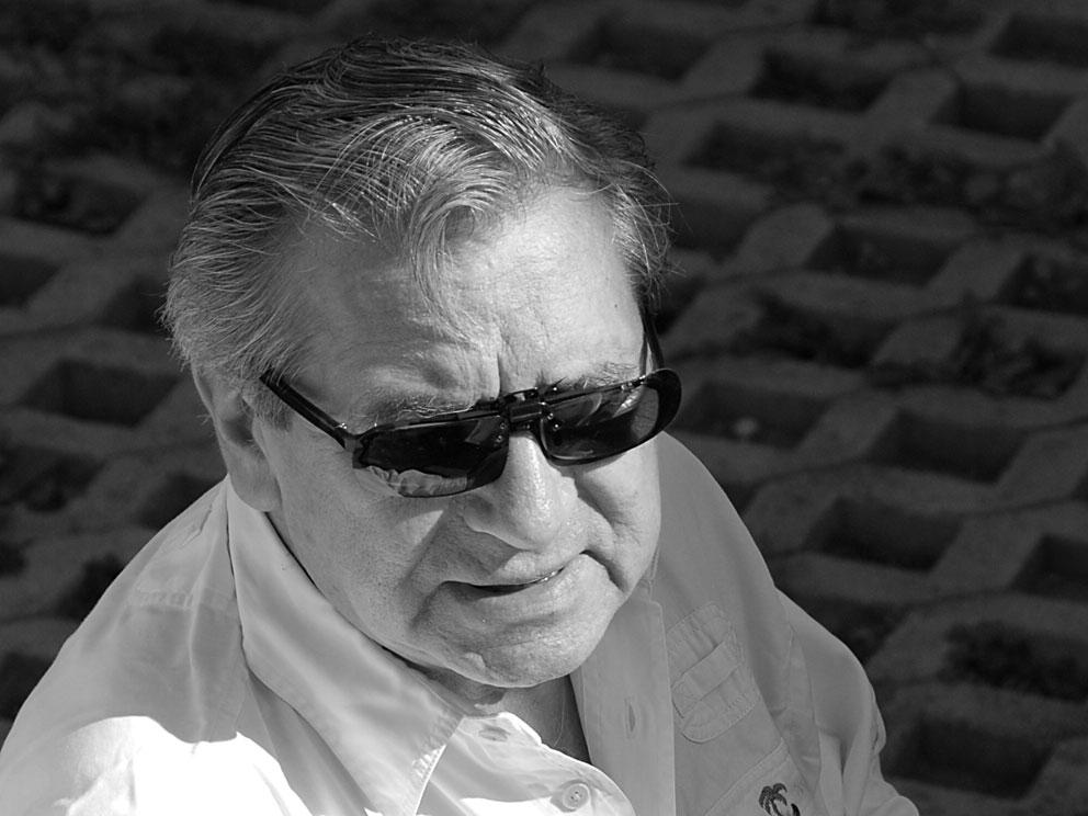 Dr. Jan Sekera byl patrně nejfotografovanější osobou... (foto Bořek Zasadil)