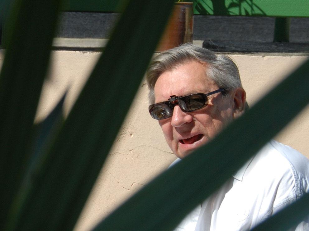 Dr. Jan Sekera (foto B. Zasadil)